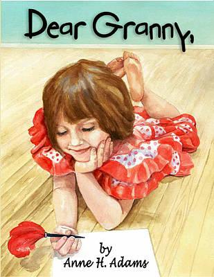 Painting - Dear Granny by Kathryn Donatelli