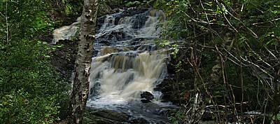 Glen Affric Photograph - Eas Socach by Steve Watson