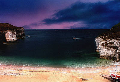 Photograph - Evening On The Headland  by Cliff Norton