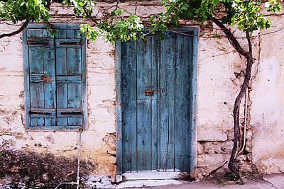 Crete Digital Art - Forsaken House II by Igor Shrayer