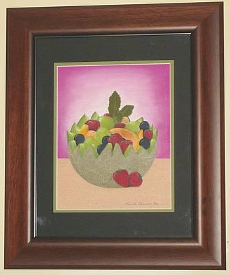 Pastel - Fruits Of Passion by Linda Bennett