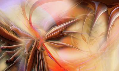 Digital Art - Garrison by Steve Sperry