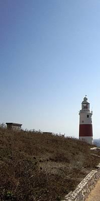 Photograph - Gibraltar Lighthouse IIi Uk by John Shiron