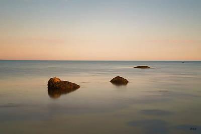 Photograph - Gooseberry Island II Color by David Gordon