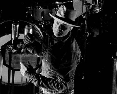 Photograph - Gord Downie by Jeff Ross