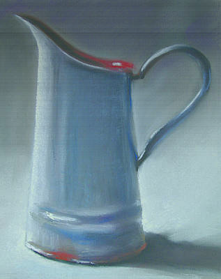 Paul Autodore Art Pastel - Gotta Love The French by Paul Autodore