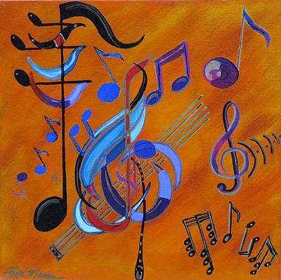 Harmony IIi Art Print