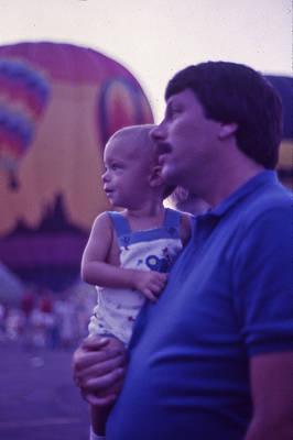 Percy Warner Park Photograph - Hot Air Balloon - 6 by Randy Muir