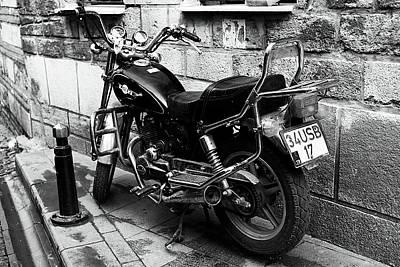 Photograph - Istanbul Ride by John Rizzuto