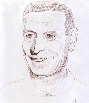 John Wooden Art Print