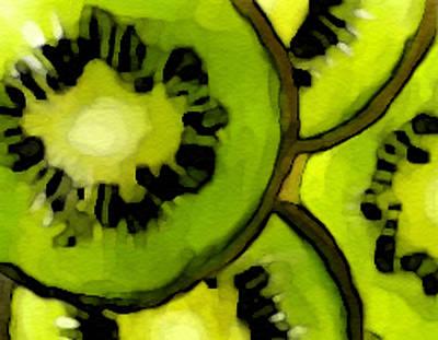 Kiwi Delish Original by Emily  Jimenez