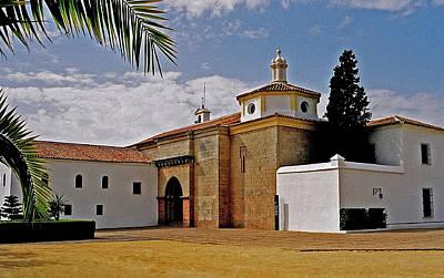 Andalusien Photograph - La Rabida Monastery - Huelva by Juergen Weiss