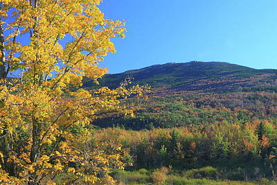 Mount Monadnock Photograph - Mount Monadnock From Dublin Farm by John Burk