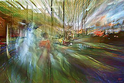Plasticine Digital Art - My Horse by Kenneth Hadlock