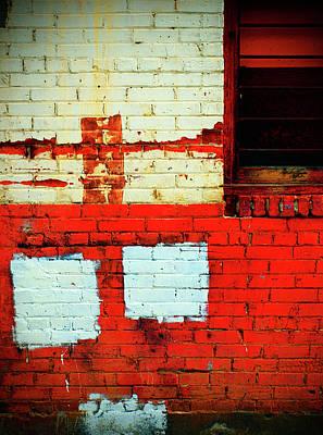 Photograph - Painted Walls by Tara Turner