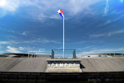 Pampus Photograph - Pampus Fortress  by Luna Limitless Creations