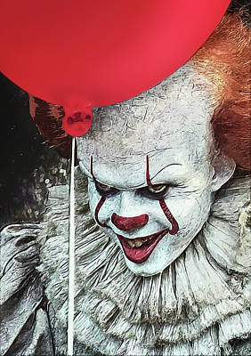 Fantasy Royalty-Free and Rights-Managed Images - Pennywise by Zapista OU