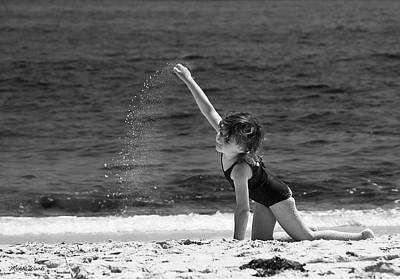 Photograph - Sand Dancer by Michelle Wiarda