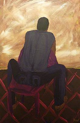 Painting - Solitude by Joshua Redman