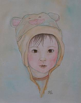 Painting - Sweet Baby by Jane Chesnut