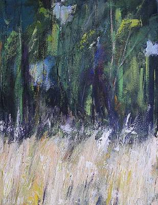 Painting - Tall Grass Ll by Debora Cardaci