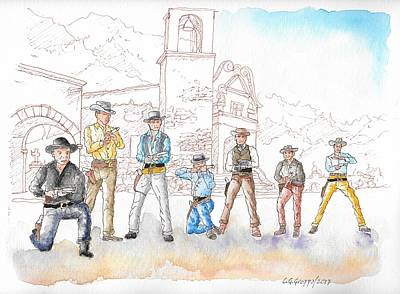 The Magnificent Seven, 1960 Original