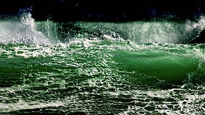 Fury Photograph - Tide by Stelios Kleanthous