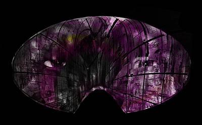 Ending Life Digital Art - We Must All Face ... by Ove Rosen