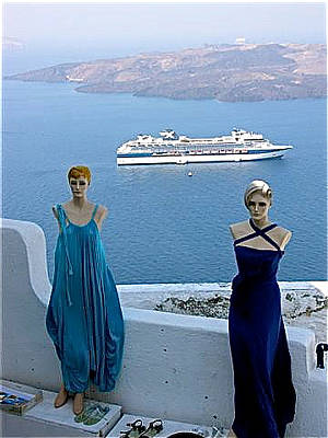 Photograph - When Tourists Leave by JK McCrea