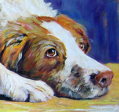 Painting - Wondering by Debora Cardaci