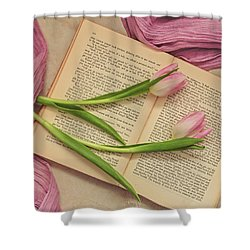Shower Curtain featuring the photograph Spring Beauty 2 by Kim Hojnacki