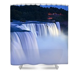 American Falls Niagara Falls Shower Curtain