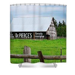 Dr Pierce' Barn 110514.109c1 Shower Curtain