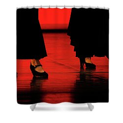 Shower Curtain featuring the photograph Flamenco 2 by Pedro Cardona