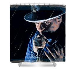 Gord Downie Shower Curtain