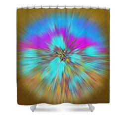 Make A Wish.... Unique Art Collection Shower Curtain