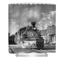Morning Special Shower Curtain