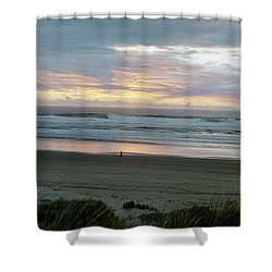Oregon Coast 1 Shower Curtain