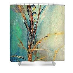 Reunis Shower Curtain by Francoise Dugourd-Caput