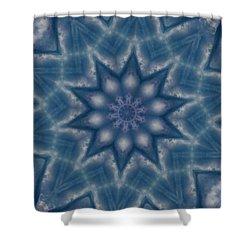 Sky Mandalas 6 Shower Curtain