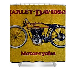Vintage Harley Davidson Photograph By Bill Cannon