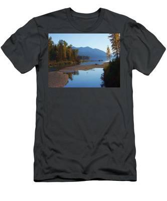 Glacier Park 11 Men's T-Shirt (Athletic Fit)