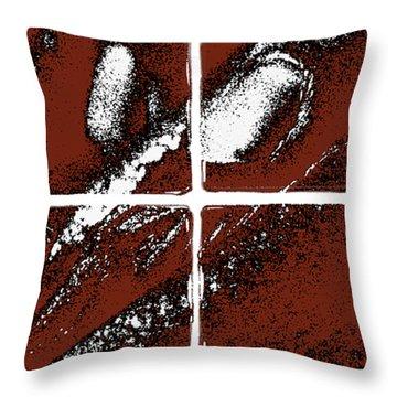 Dreams  Throw Pillow by Michael Mogensen