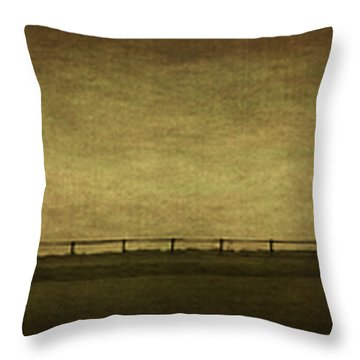 Farscape Throw Pillow by Evelina Kremsdorf