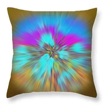 Make A Wish.... Unique Art Collection Throw Pillow