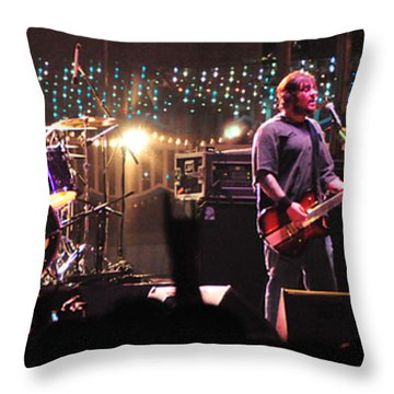 Seether Throw Pillow