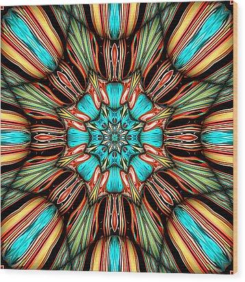 Stella Wood Print by Wendy J St Christopher