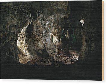 Carlsbad Tunnels Wood Print