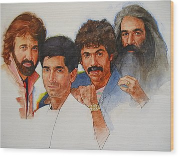 Its Country 4 - Oakridge Boys Wood Print