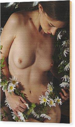 Kazi1157 Wood Print